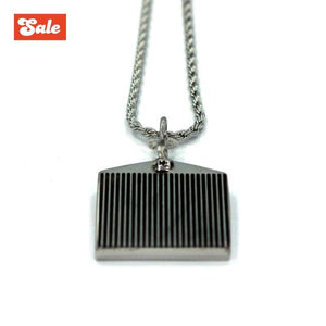 The Hc Grill Pendant Ss Necklaces