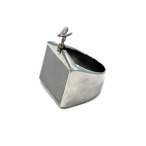 HC Grill Ring, Grill Ring, Car Grill Ring, Rolls Royce Ring, Han Cholo
