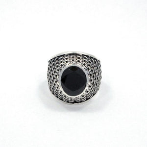 The Unchained Ring Sterling .925 / 7 Pm Rings