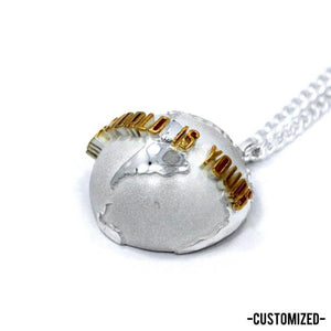 The World Is Yours Pendant Pm Necklaces