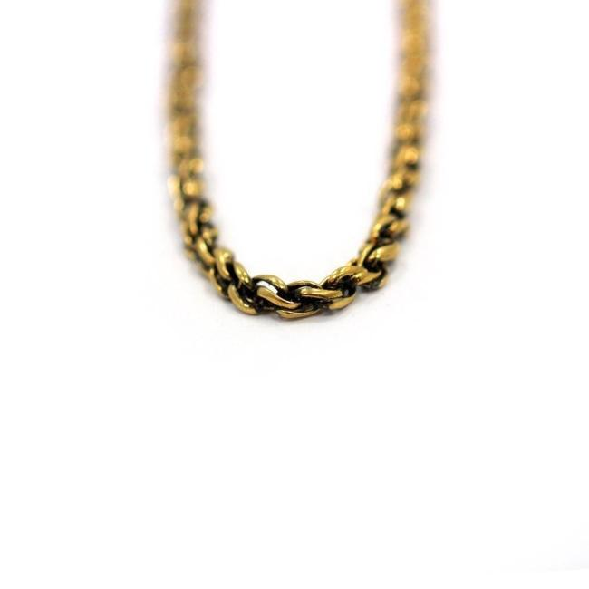 Tight Rolo Chain Gold / 24 Ss Necklaces