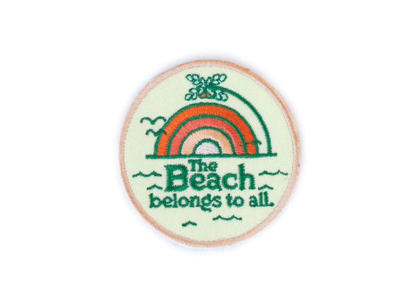 Beach Sticky Patch