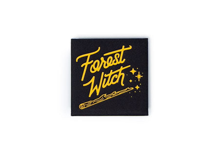 Forest Witch soft button