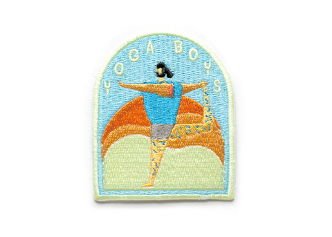 Yoga Boys Sticky Patch