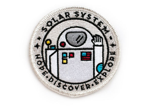 Astronaut Space Explorer's Patch