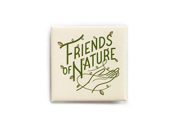 Friends of Nature soft button