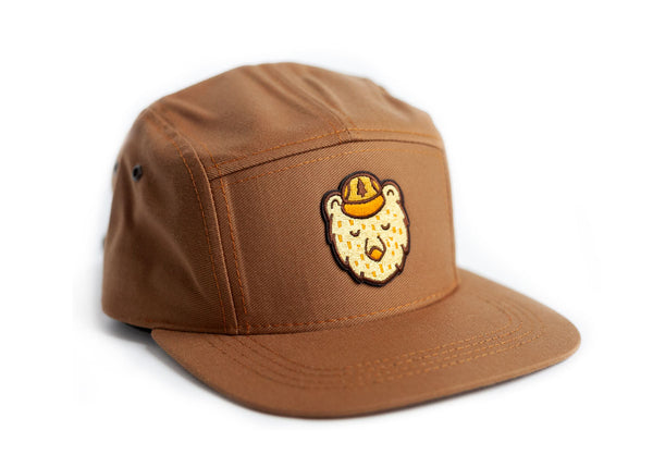 Baseball Cap with Ranger Bear Patch