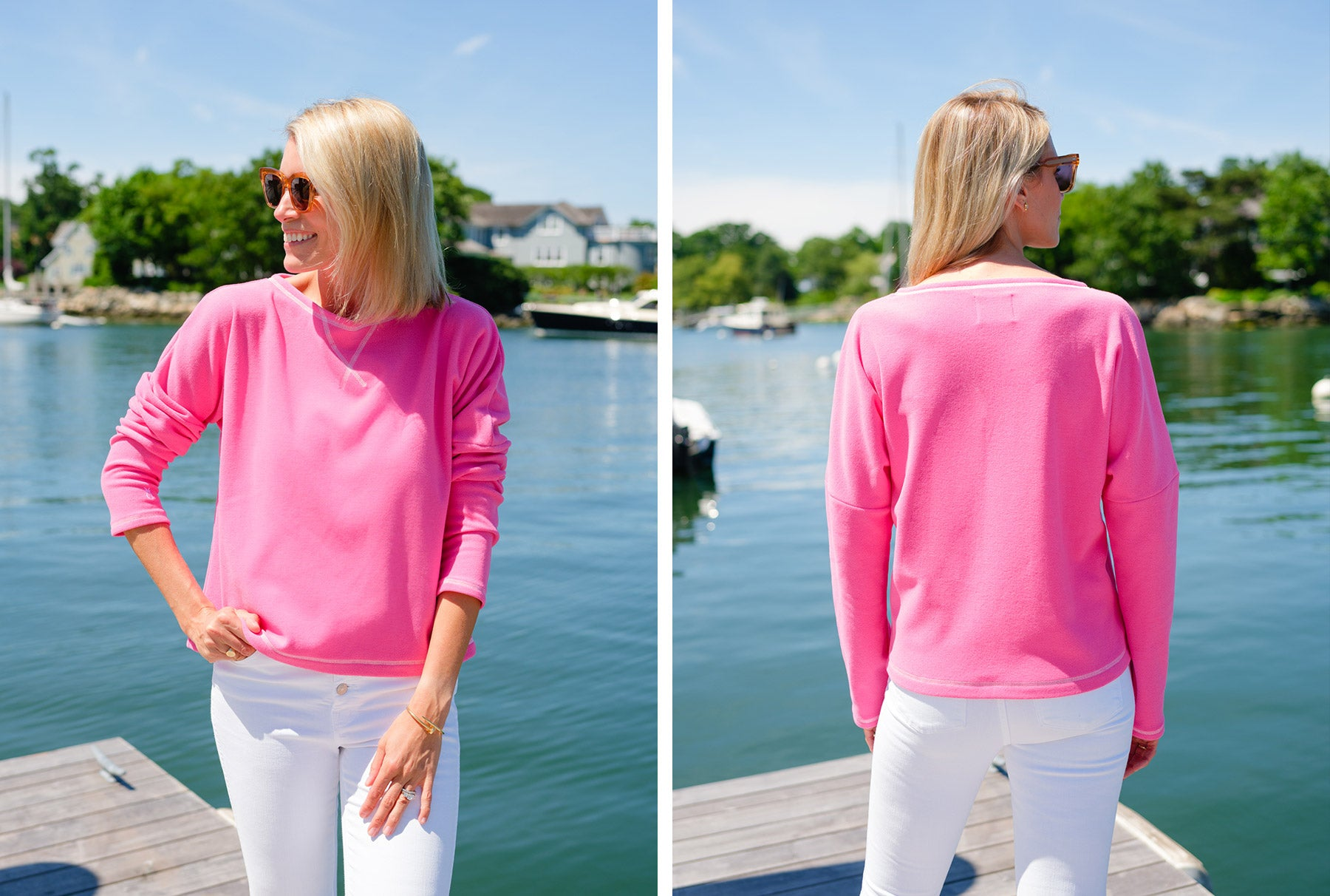 Behind the Scenes: The Somerset Sweatshirt