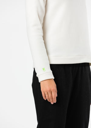 Load image into Gallery viewer, Brighton Boatneck Top (Off-White) TH