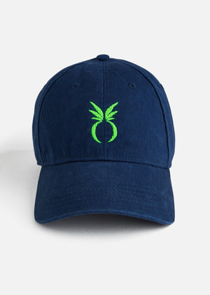 Harding Lane Pineapple Hat (Navy)