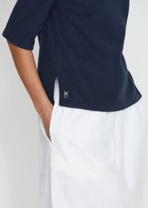 Carroll St Top (Navy)
