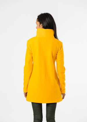 Cobble Hill Turtleneck (Marigold)