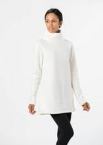 Cobble Hill Turtleneck (Off-White)
