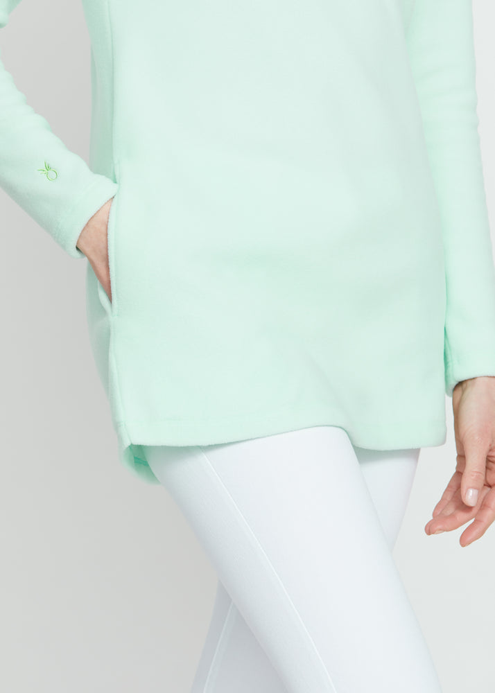Load image into Gallery viewer, Cobble Hill Turtleneck (Mint Green)