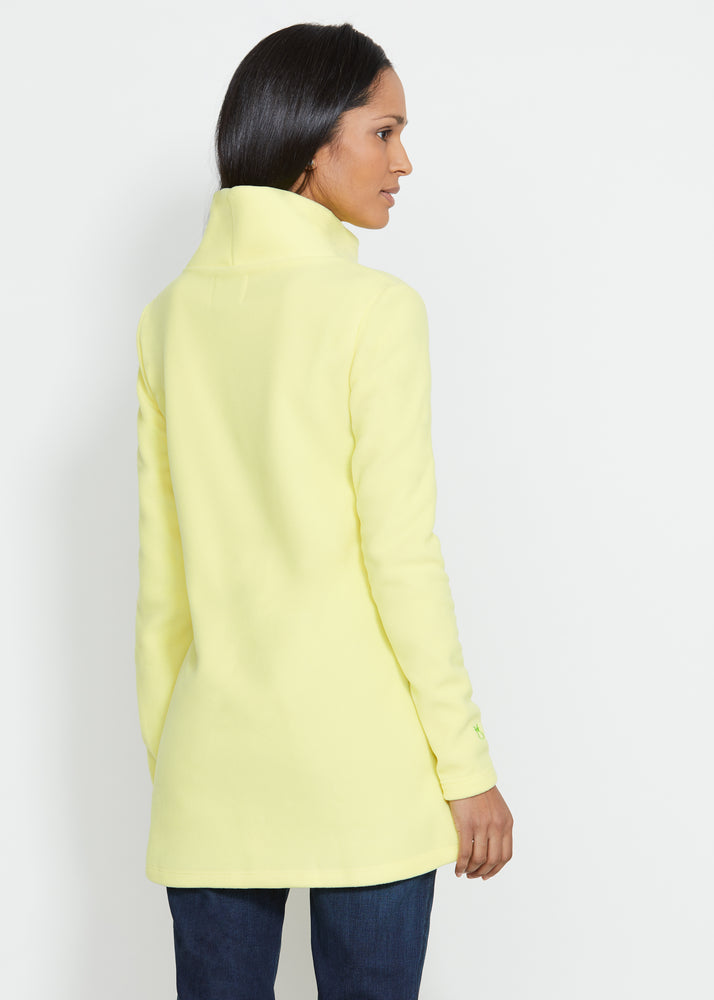 Cobble Hill Turtleneck (Soft Yellow) TH