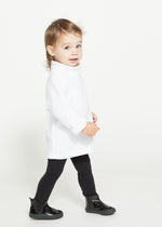 Toddler Turtleneck (White)