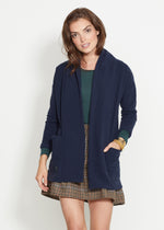Court St. Cardigan (Navy)
