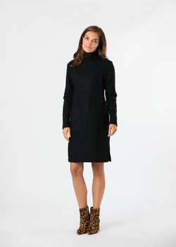 Dunham Dress (Black)