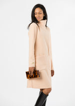 Dunham Dress (Natural Blush)