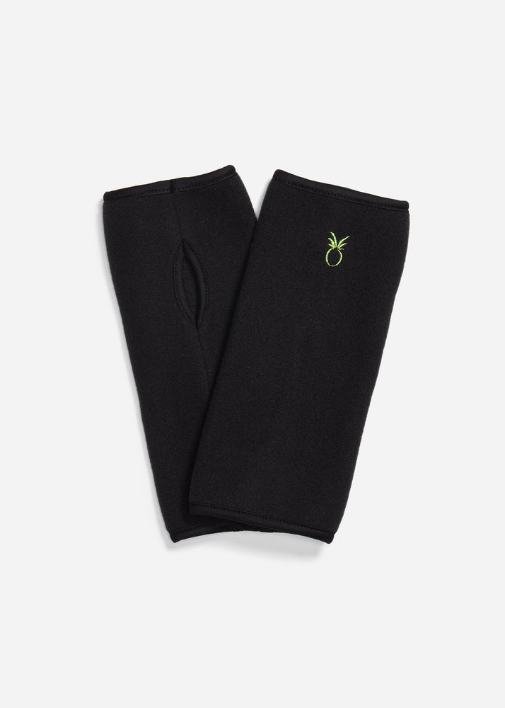 Greenpoint Gloves in Vello Fleece (Black)