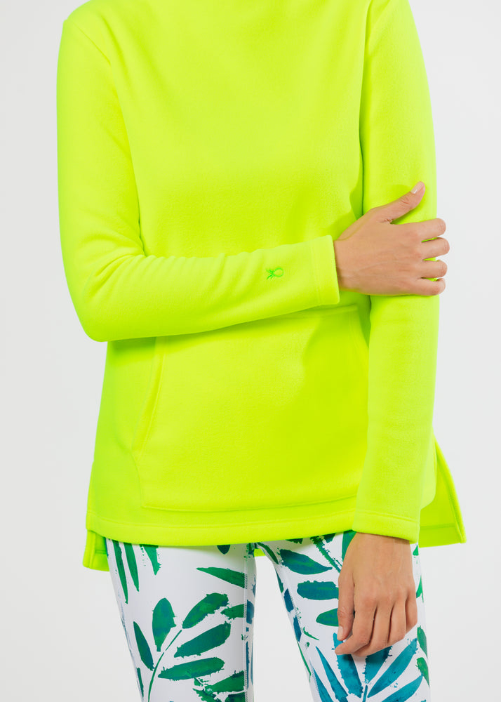 Highland High-Low Top (Neon Yellow) TH