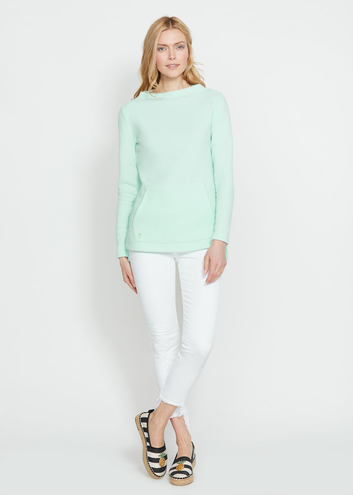 Highland High-Low Top (Mint Green)
