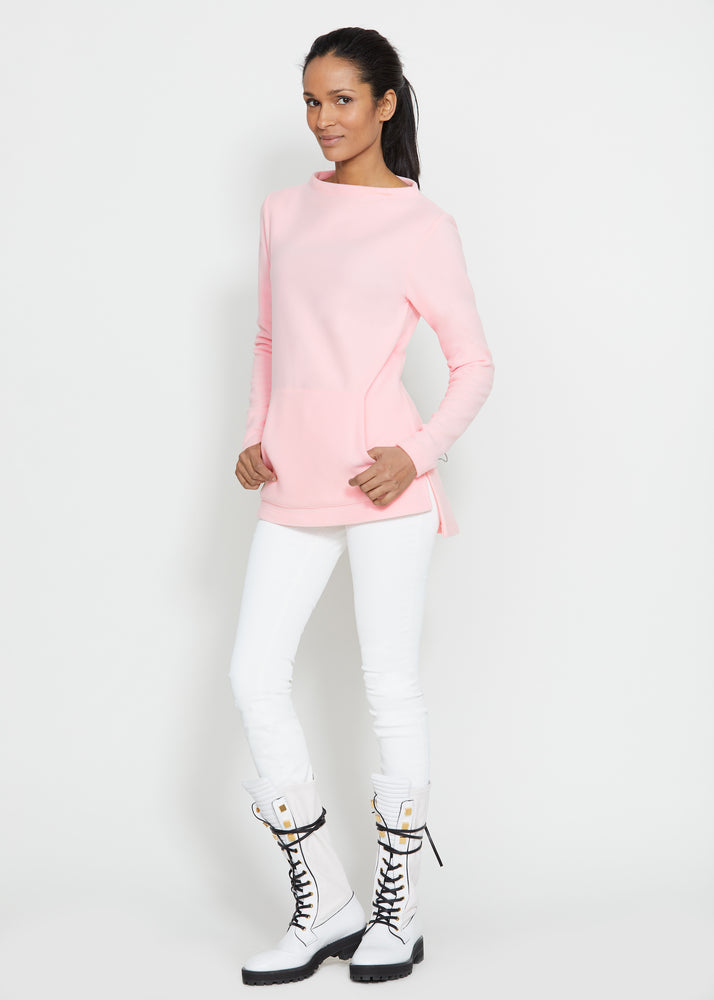 Highland High-Low Top (Pink) TH