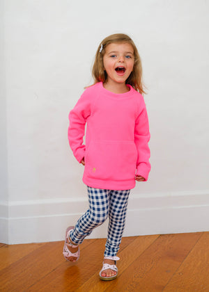 Load image into Gallery viewer, Kids Crewneck (Neon Pink)