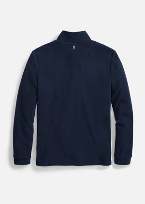Mens Duffield Pullover in Terry Fleece (Navy) TH