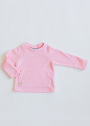 Load image into Gallery viewer, Kids Crewneck (Pink)