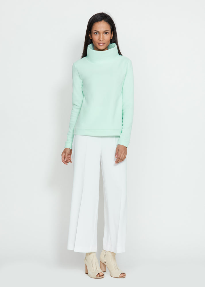 Load image into Gallery viewer, Park Slope Turtleneck (Mint Green)