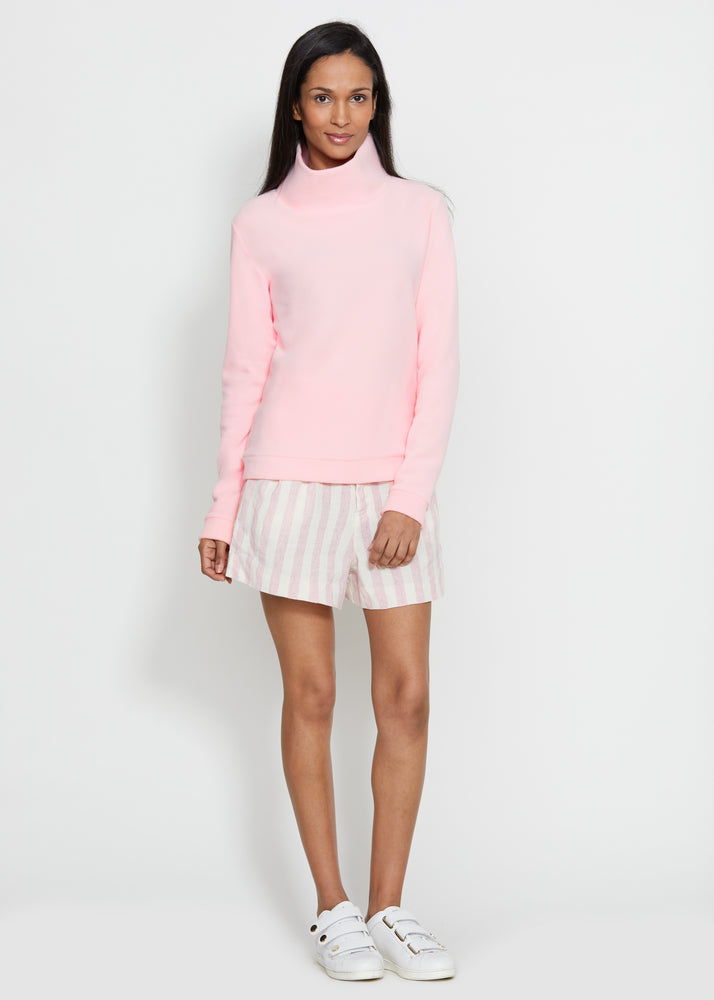 Park Slope Turtleneck (Pink) TH