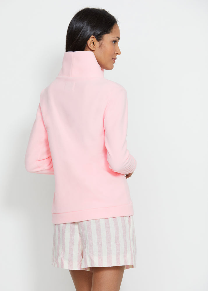 Park Slope Turtleneck (Pink)
