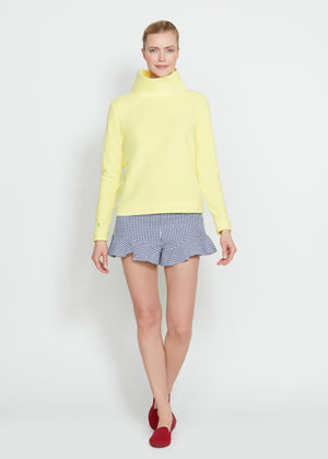 Park Slope Turtleneck (Soft Yellow) TH