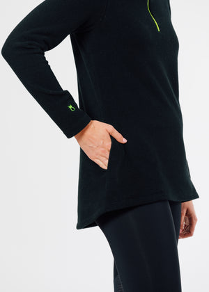 Load image into Gallery viewer, TH - Prospect Pullover (Black)