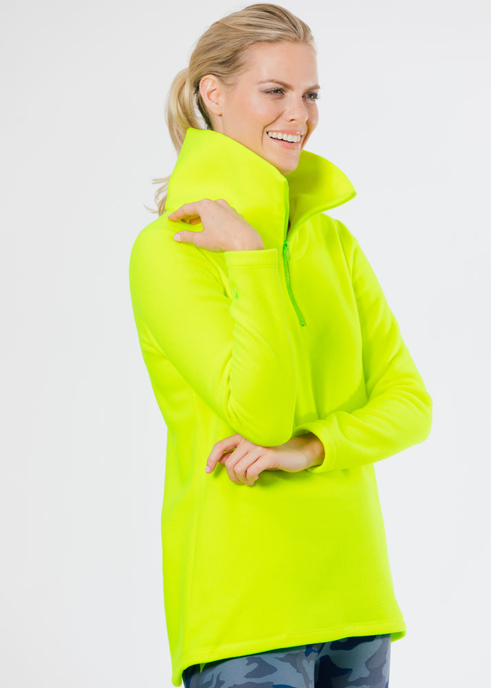 Prospect Pullover (Neon Yellow)