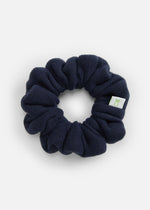 DS Scrunchie in Vello Fleece (Navy)