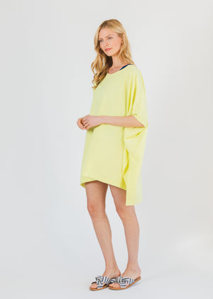 Sunnyside Cover Up (Soft Yellow)