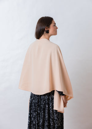 Load image into Gallery viewer, Bedford Blanket Scarf (Natural Blush)