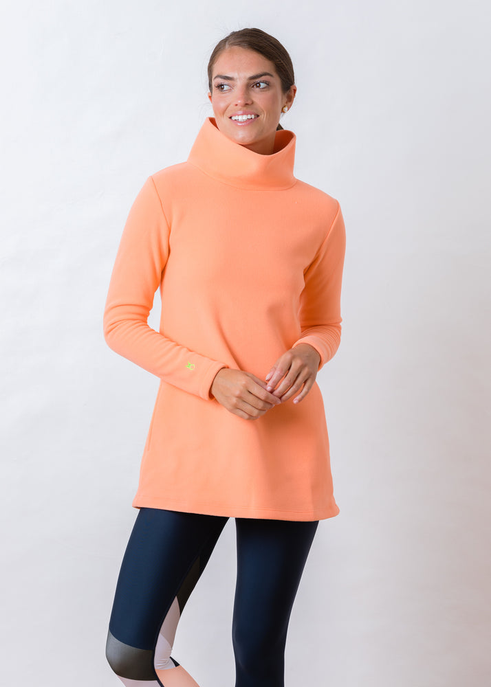 Cobble Hill Turtleneck (Sherbet)