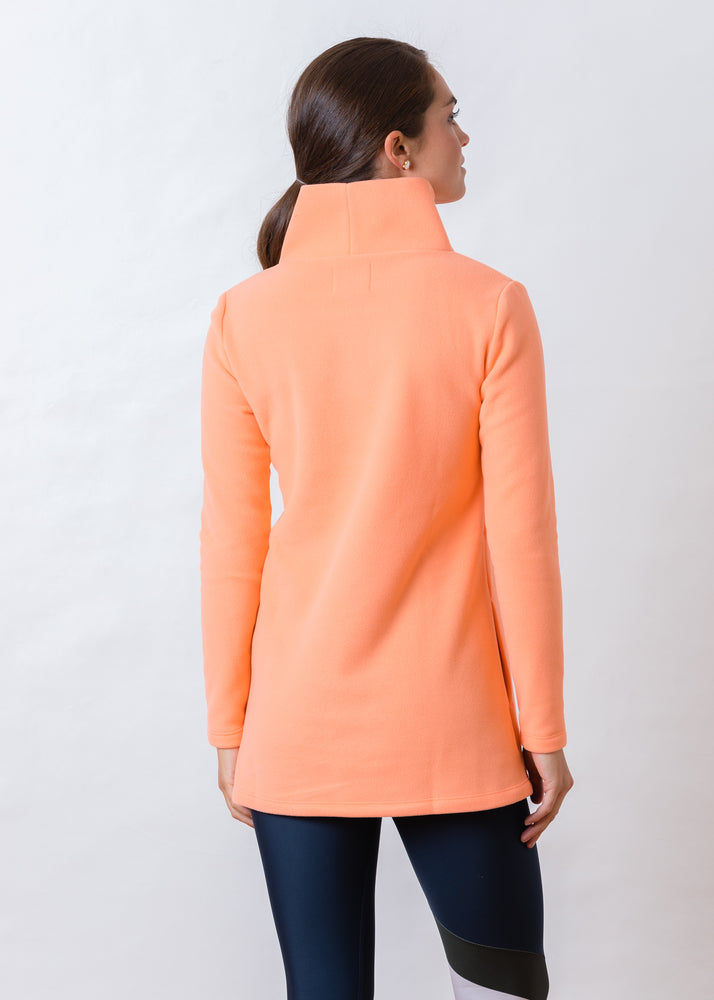 Load image into Gallery viewer, Cobble Hill Turtleneck (Sherbet)
