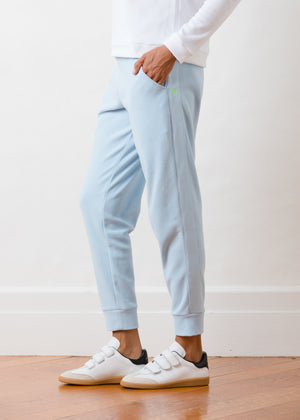 TH - Jay Joggers in Terry Fleece (Ice Blue)