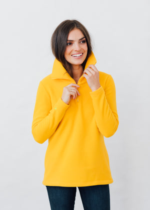 Load image into Gallery viewer, Prospect Pullover (Marigold) TH