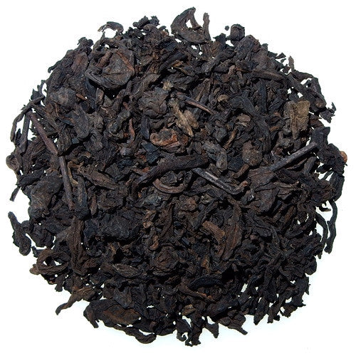 Black River Mountain loose leaf Chinese Shou Pu-erh tea