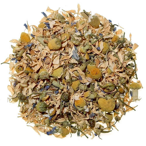 Twilight Calm Organic loose leaf herbal tea blend