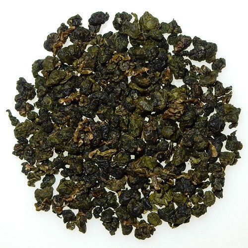 Fu Shou Shan Taiwanese loose leaf green oolong tea