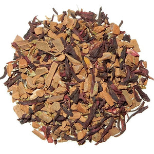 Hibiscus Spice Organic loose leaf herbal tea blend