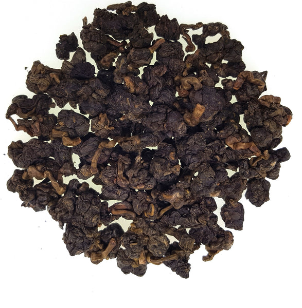 King Ginseng scented Taiwanese oolong tea