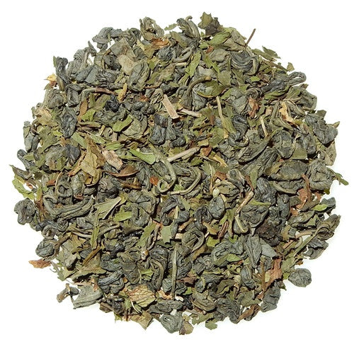 Moroccan Mint Organic loose leaf house blend tea