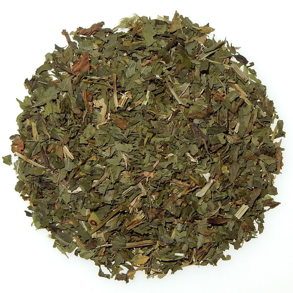 Organic, Fair Trade dried Peppermint